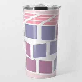My Puzzled Brain Travel Mug