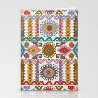 southwest Stationery Cards featuring Southwest by Helene Michau