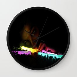 Turn Down for What Wall Clock