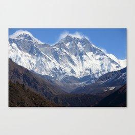 Himalaya Leinwanddruck