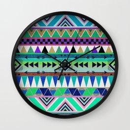 OVERDOSE|ESODREVO Wall Clock