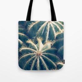 Southwest Cactus Garden Tote Bag