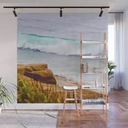 Rolling Surf Wall Mural