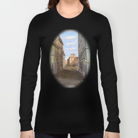 Nostalgia in Vienna Long Sleeve T-shirt