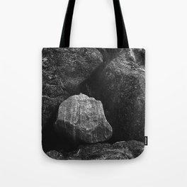 Rock Tower Tote Bag