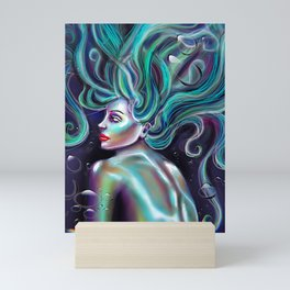 Sea Witch Mini Art Print