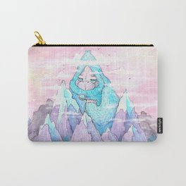 mountain ice cream Carry-All Pouch