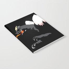 Godzilla vs. SpaceGodzilla Notebook