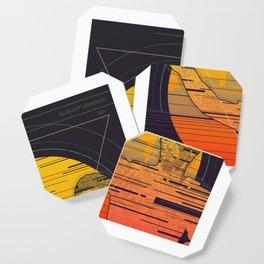 Augustuswave 001 Coaster
