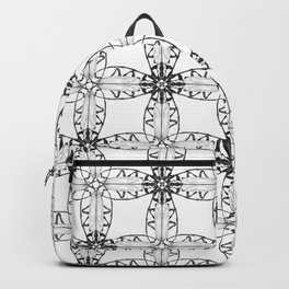 They're coming outta the goddamn walls 8 Backpack