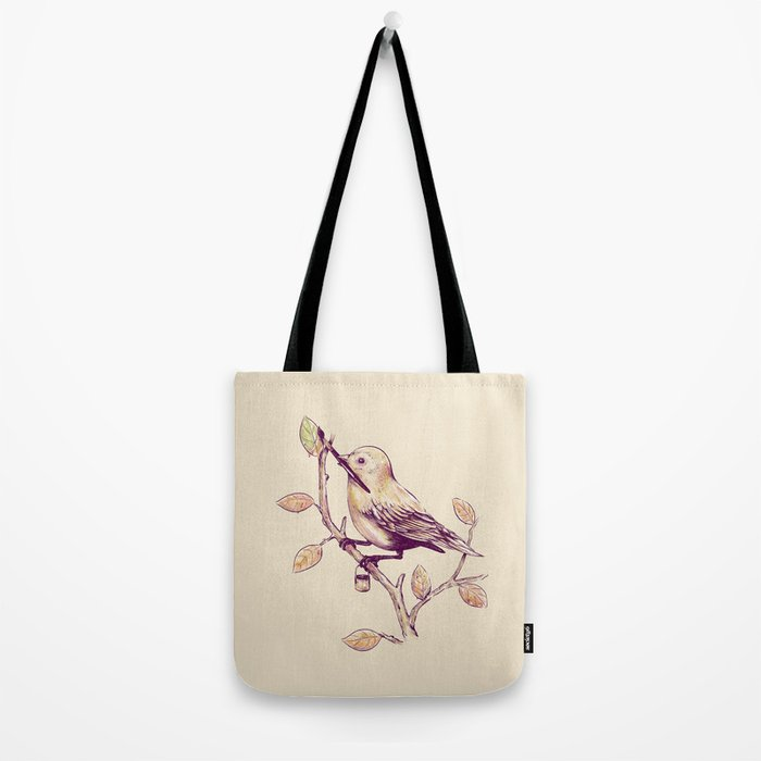 Getting Ready For Fall Tote Bag