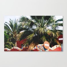 Alicante Canvas Print