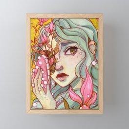 Regrowth Framed Mini Art Print