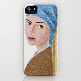 Lotte iPhone Case