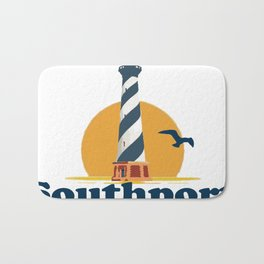 Southport - North Carolina. Bath Mat