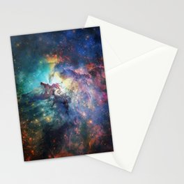 Lagoon Nebula / Second Version Stationery Cards
