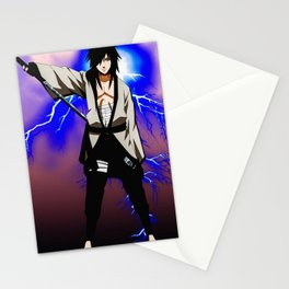 UchihaSasuke Stationery Cards