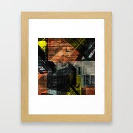 Deeper Heights 3 Framed Art Print