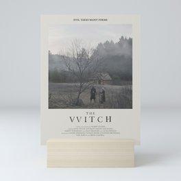 The Witch (2015) Minimalist Poster Mini Art Print