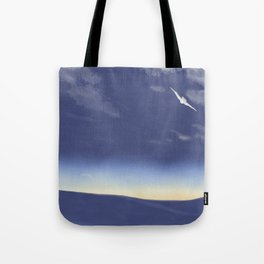 Before the dawn | Miharu Shirahata Tote Bag
