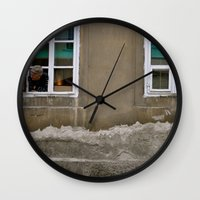 italian Wall Clocks featuring italian by rhythmmess