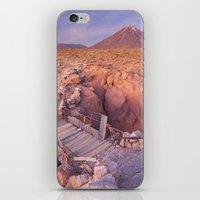 chile iPhone & iPod Skins featuring Atacama Desert in Chile by Sara Winter