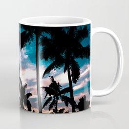 Palm trees dream Coffee Mug
