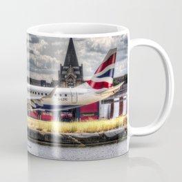 British Airways Single scull Coffee Mug