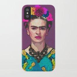 Trendy Frida Kahlo iPhone Case