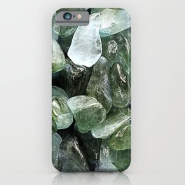 Crystal Chippings iPhone Case