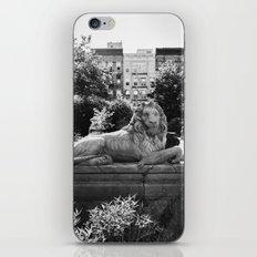 Elizabeth Street Garden II iPhone & iPod Skin