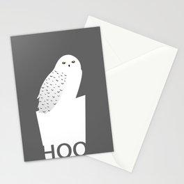 Hoo Stationery Cards