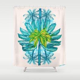 BANANA REGENT Shower Curtain