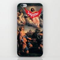 religious iPhone & iPod Skins featuring Religious Rebellion by Amber Vittoria