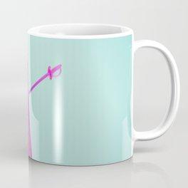 Magenta vs Cyan Coffee Mug