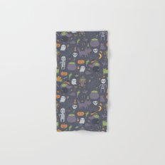 cute happy halloween - Halloween Bath Towels