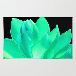 Mint Sea Foam Green Dream Rug