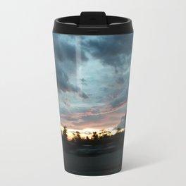 High Desert sunrise Travel Mug