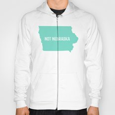 Not Nebraska  Hoody
