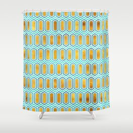 Pattern LII Shower Curtain