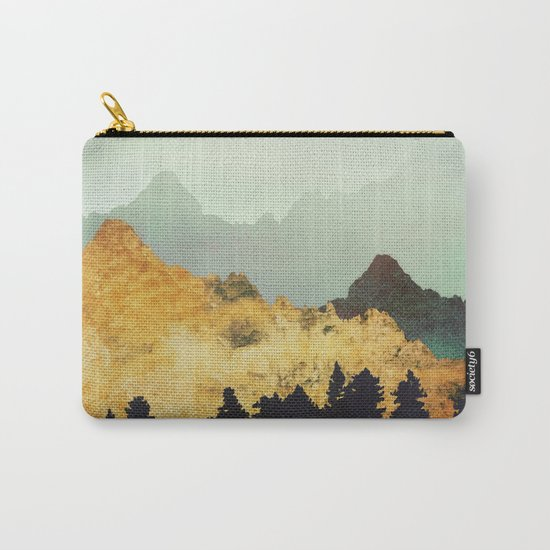 Patina Hills Carry-All Pouch