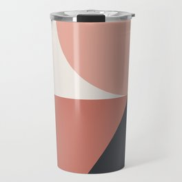 Maximalist Geometric 02 Travel Mug