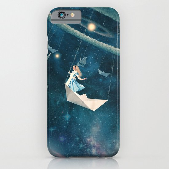 My Favourite Swing Ride iPhone & iPod Case