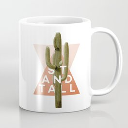 Stand Tall Coffee Mug