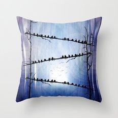 Barricade Throw Pillow