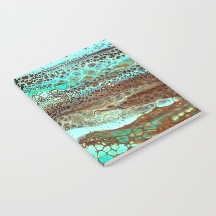Abstract Annemarie Notebook