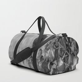 Walk the Line B&W Duffle Bag