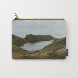 Skye Lake - Landscape Photography Carry-All Pouch