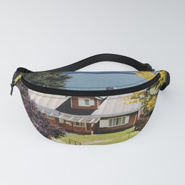 Cottage in Bariloche Fanny Pack