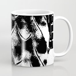 The Isolation Bred Between Exhaust and Respite Coffee Mug
